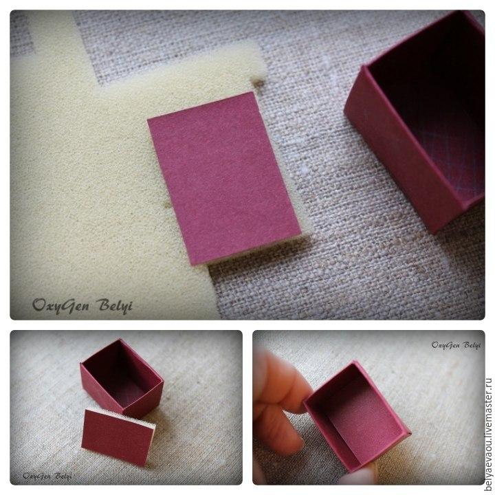 Коробочка для бижутерии своими руки фото 608