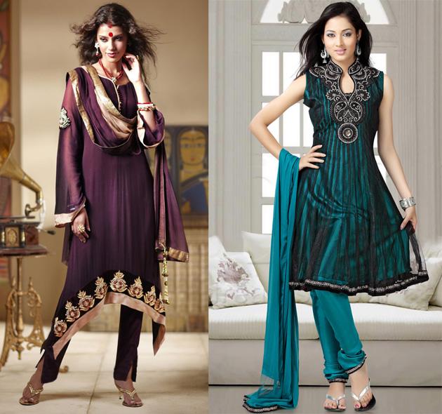 Индийские сари платья фото