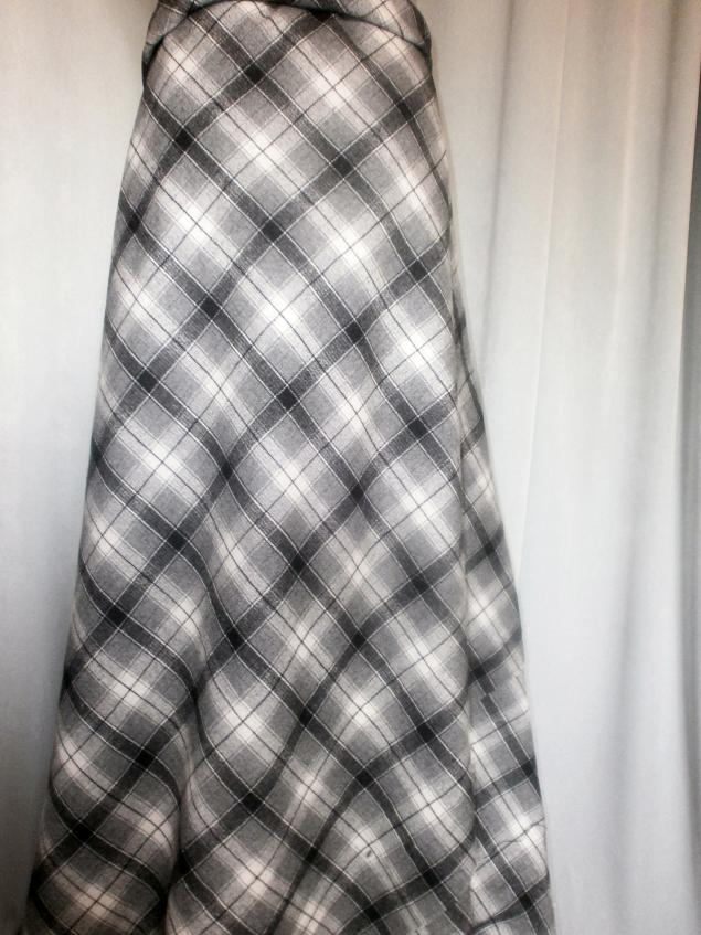 длинная юбка, молодежный стиль