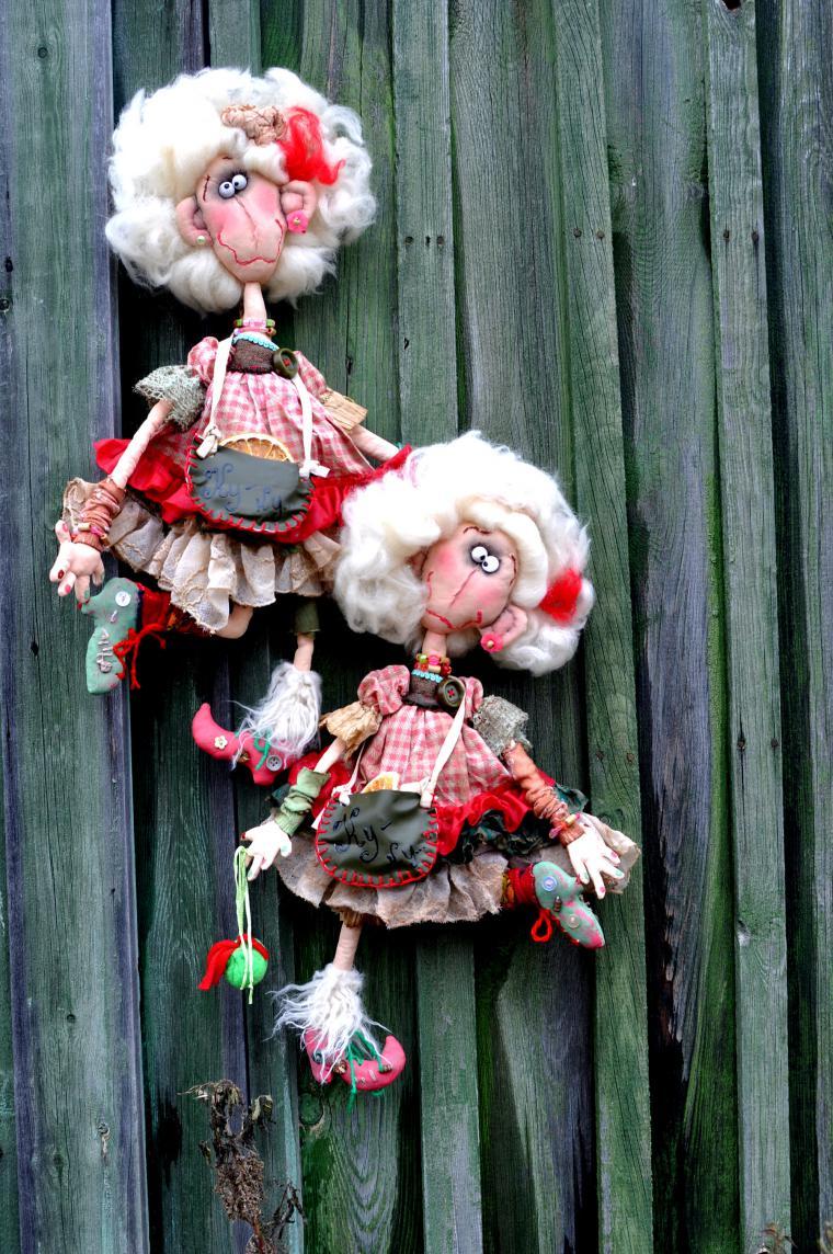текстильная кукла, ароматизированная кукла