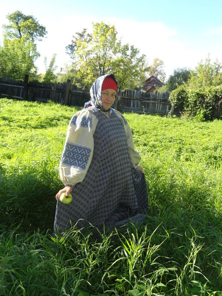 народный костюм, народный стиль, одежда ручной работы, шитье, ручная работа, русский костюм