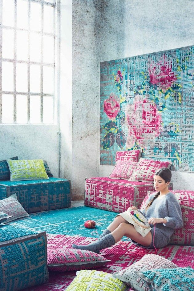 Canevas Collection by Charlotte Lancelot for GAN