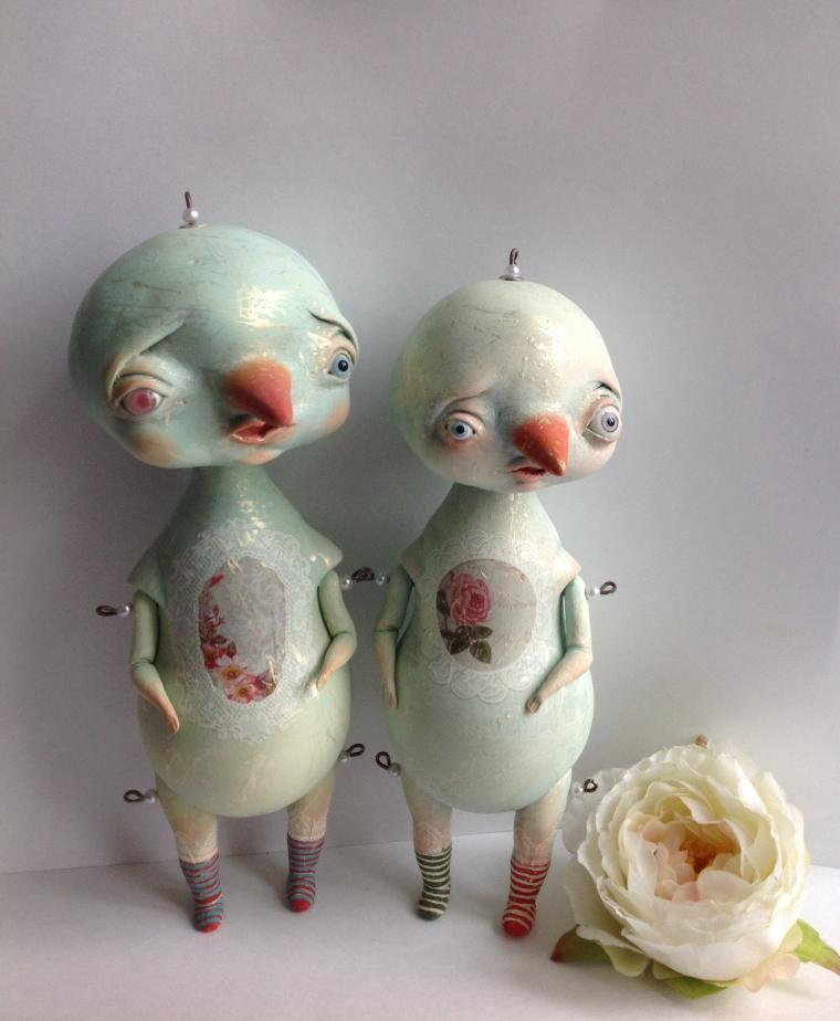 кристина васса, коллекционная кукла
