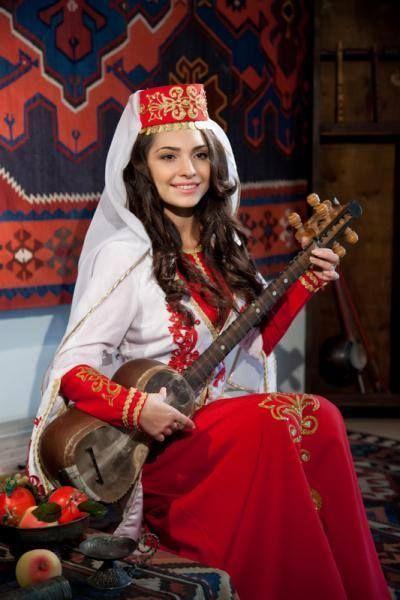 - Armenian National Clothing
