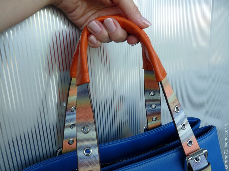 45e9dbf8d1bb Простой способ отремонтировать ручки любимой сумки – мастер-класс ...