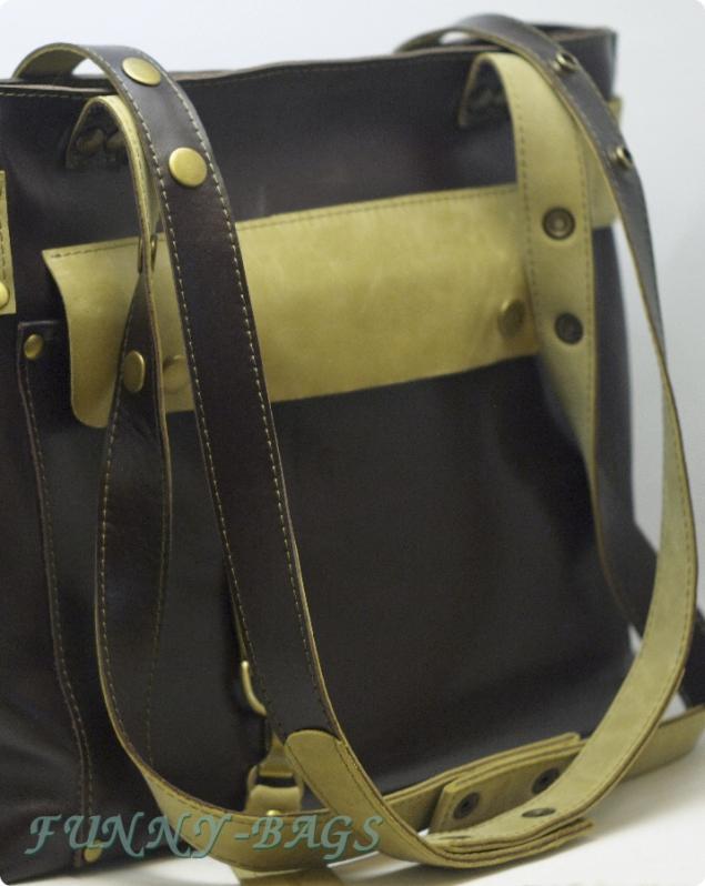 сумка ручной работы, трансформер, сумка женская, осень