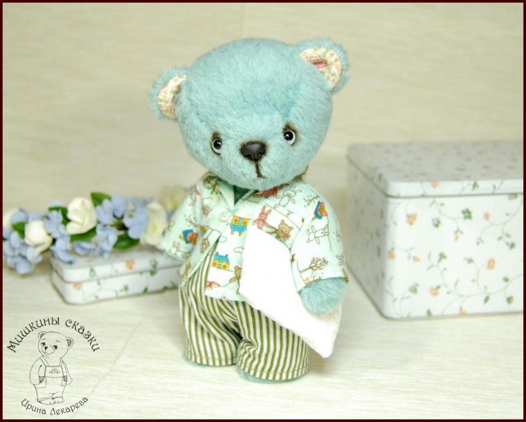 тедди, мишка девочка, авторский мишка