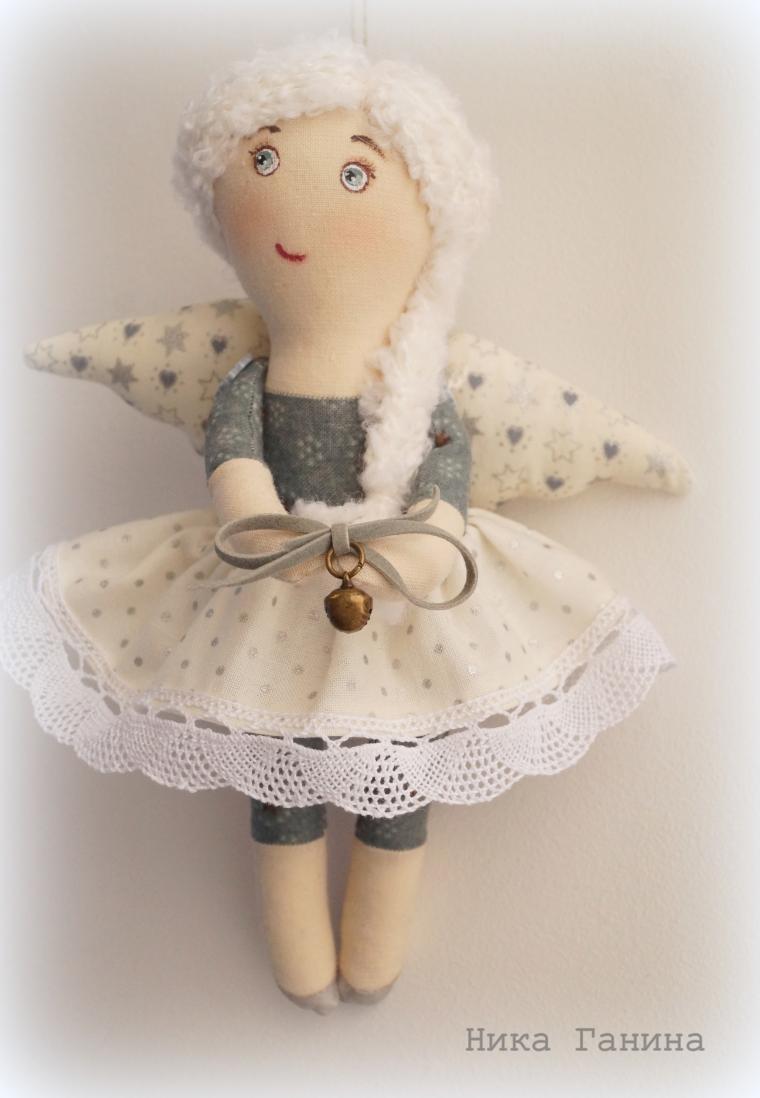текстильная игрушка, рождество