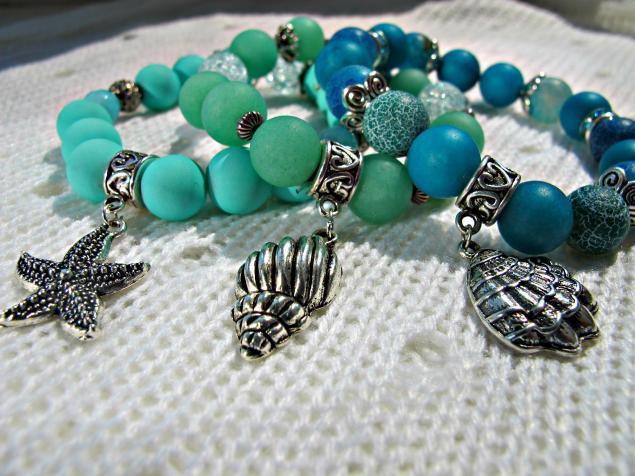 браслеты, шунгит, подарок девушке, бижутерия