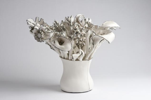 Керамические скульптуры Katharine Morling, фото № 29