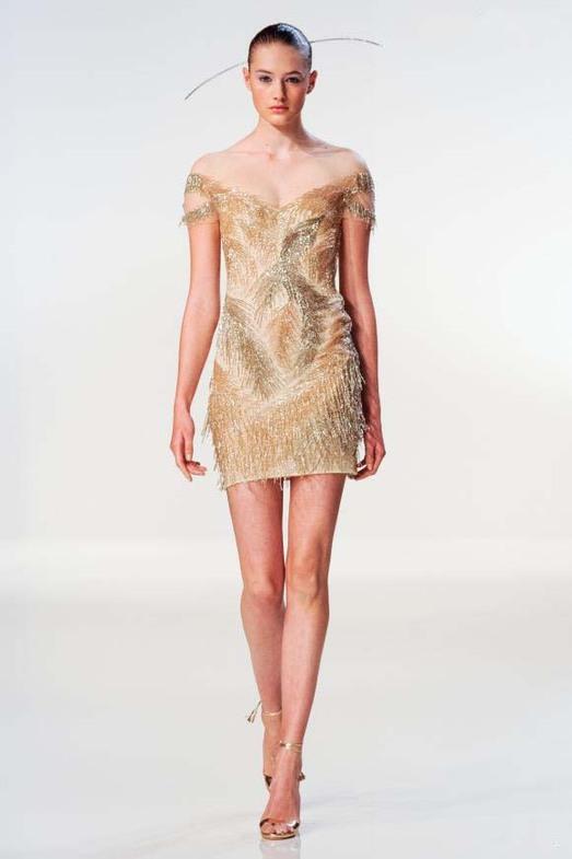 Dilek Hanif Haute Couture весна-лето 2014, фото № 1