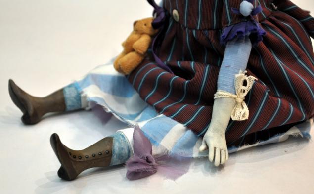 кукла своими руками, куклы ру