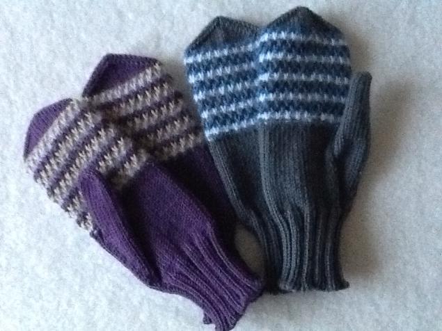 тёплые вещи, ручное вязание