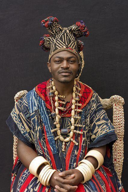 Fo Sikam Happi V. de Bana, West Province of Cameroon by Alfred Weidinger, via Flickr