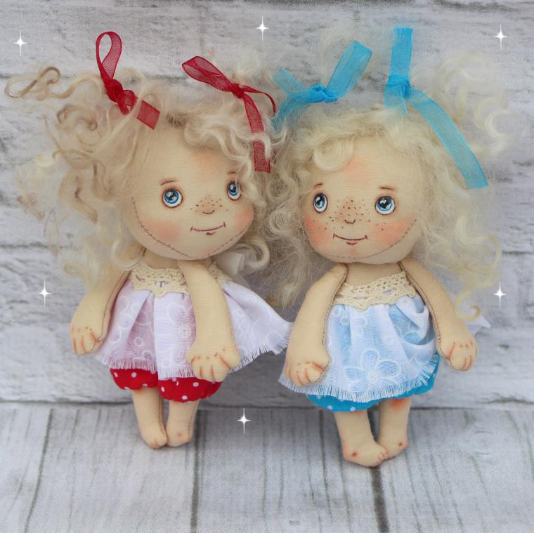 Куколки ангелочки своими руками