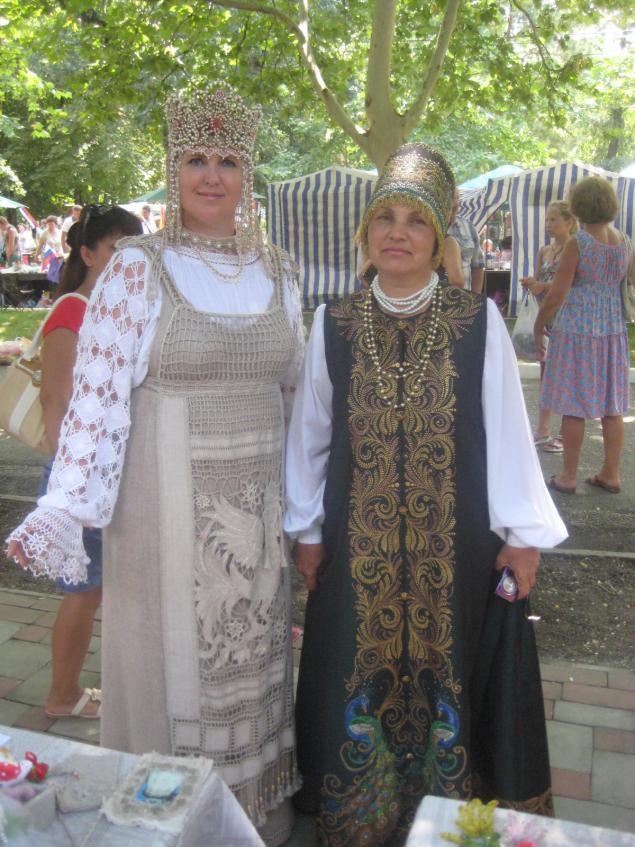 Международный фестиваль славянской культуры. Славянск-на- Кубани 2013., фото № 16