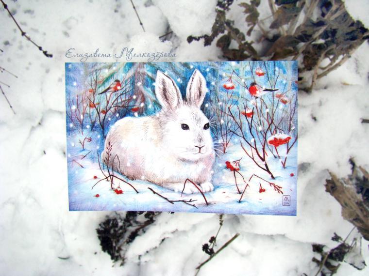 зимний, новогодний подарок
