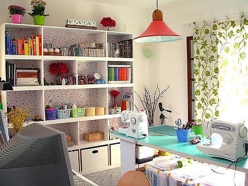 Дизайн швейной мастерской
