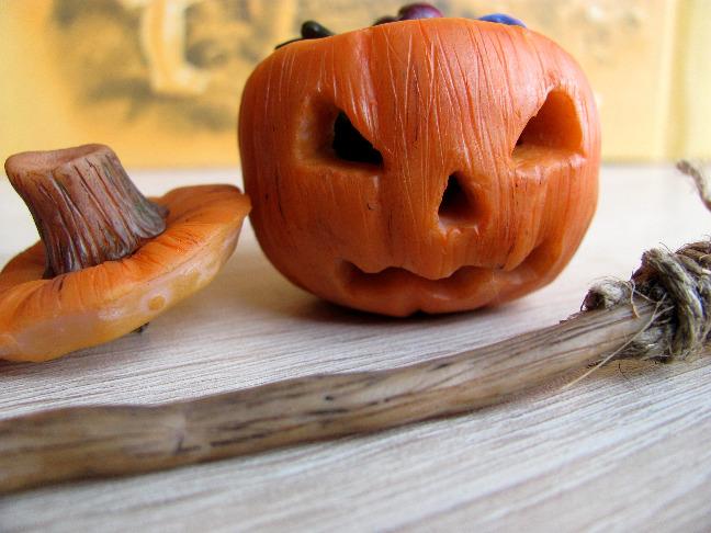 хэллоуин, тыквоголовка, металл