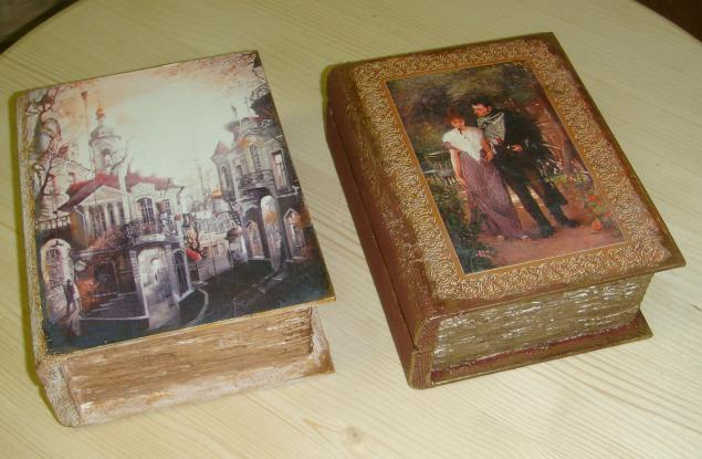 Старинная книга в коже, фото № 2