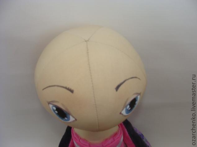 Волосы кукле - Самое интересное в блогах - LiveInternet