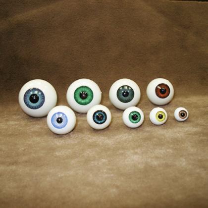 новинки магазина, глаза для кукол, акриловые глазки