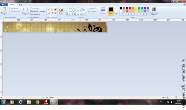 Как в фотошопе сделать красивый текст ютуб 3