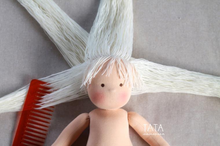 вальдорфская кукла, детские куклы