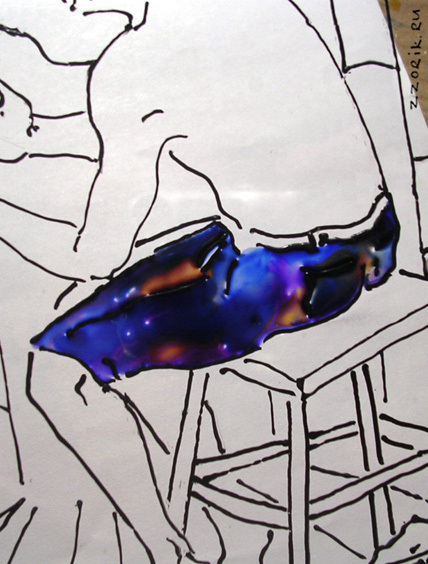 Рисуем на стекле, фото № 11