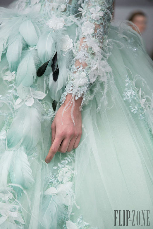 Tony Yaacoub Haute Couture весна-лето 2014, фото № 22