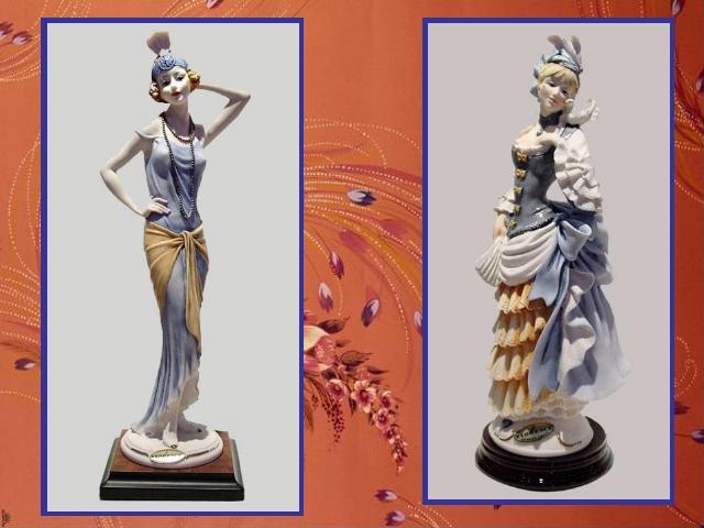 статуэтки армани