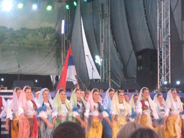 Международный фестиваль славянской культуры. Славянск-на- Кубани 2013., фото № 3