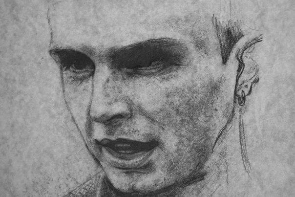 портрет, подарок на 8 марта