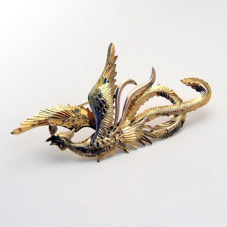 Огонь ювелирных изделий, или Феникс, рожденный из пепла, фото № 30