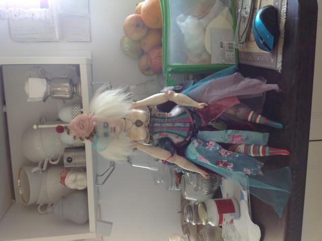 кукла, кристина васса