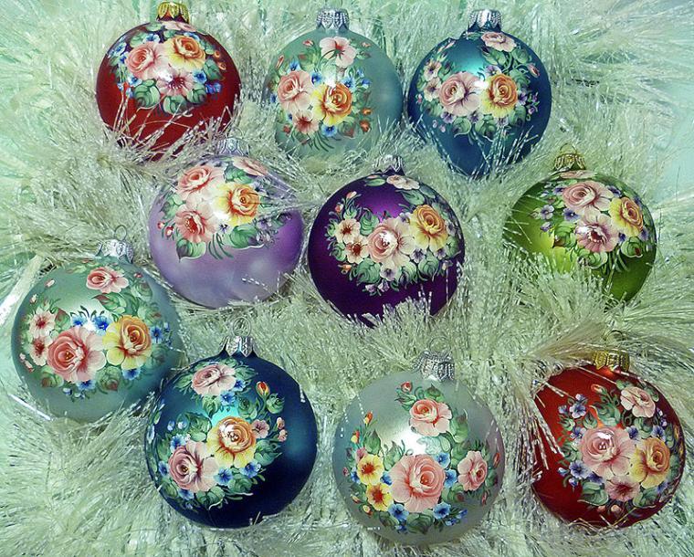Мои шарики с розами, фото № 5