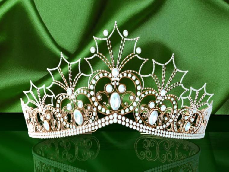 Красивая корона фото своими руками