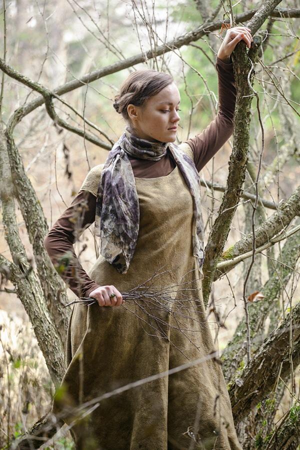 sve-ta-ta, валяное платье