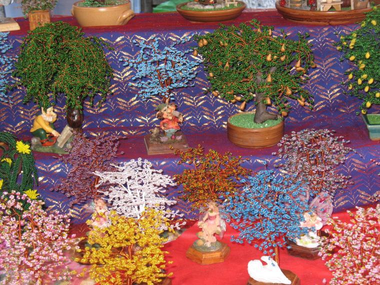 Рождественская рукодельная ярмарка в Санта-Мария-Маджоре, фото № 17