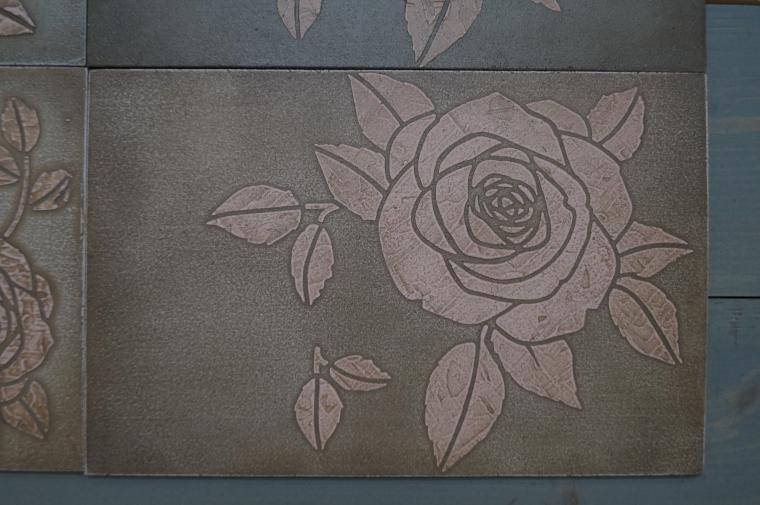 Тиснение орнамента на мебели. Мастерская Натальи Строгановой. Отчет. Часть 2, фото № 8