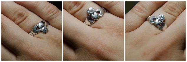ирландское кольцо, ювелирные украшения