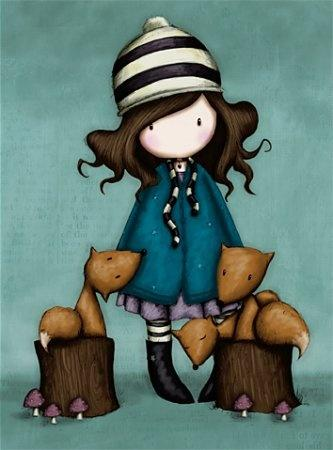 Куколки Сьюзен Вулкотт, фото № 22