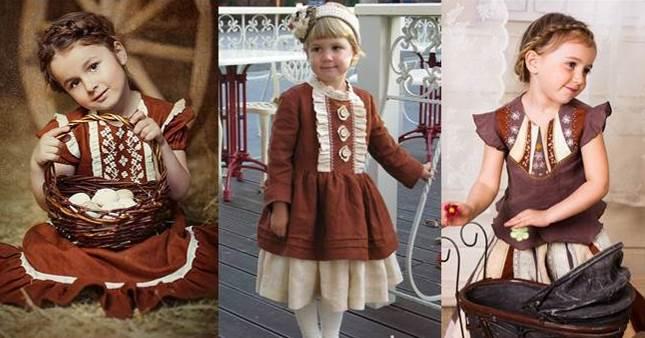 стиль бохо в одежде, детская мода фото, детские платья купить