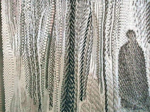 Тканый настенный ковёр шпалера в современных интерпретациях, фото № 7
