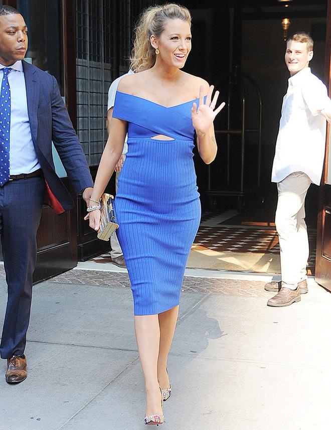 Лайвли блейк беременна фото