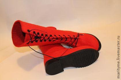 марина климчук, валяние ботинок, мк валенки