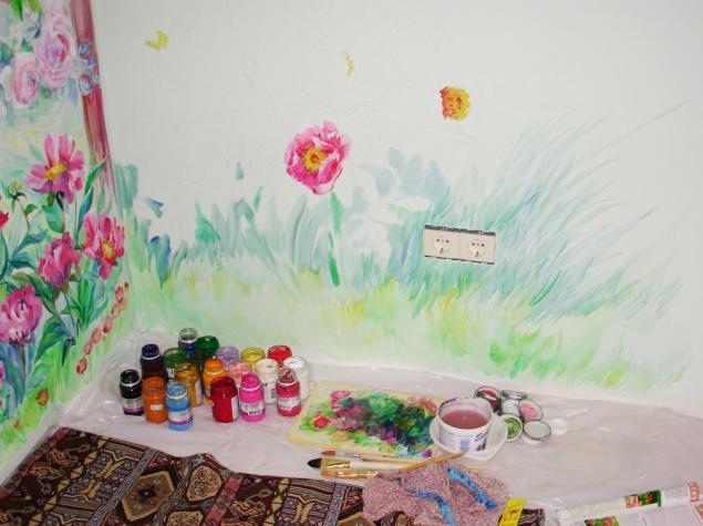 живопись и рисование