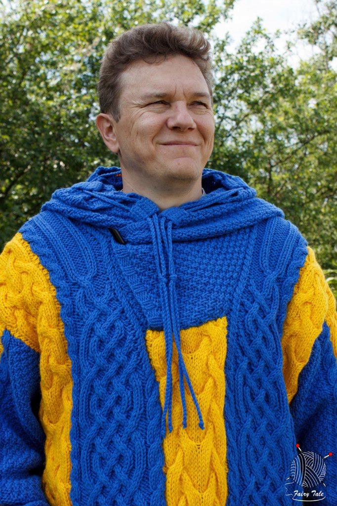 вязаная одежда, вязание на заказ