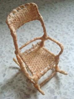 Плетеная мебель из проволоки своими руками 15