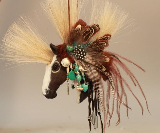 лошадь хэндмэйд